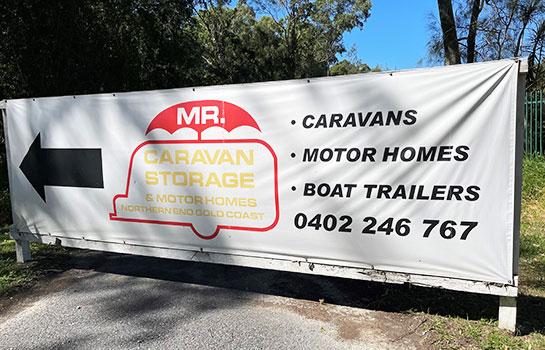Mr Caravan Storage