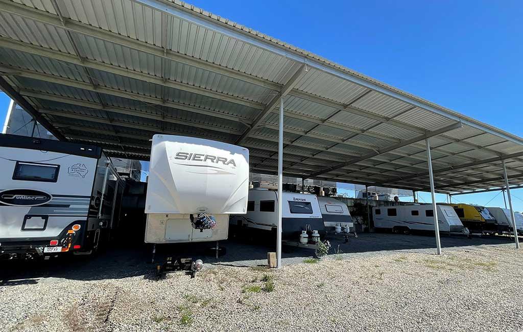 Caravan Storage Gold Coast