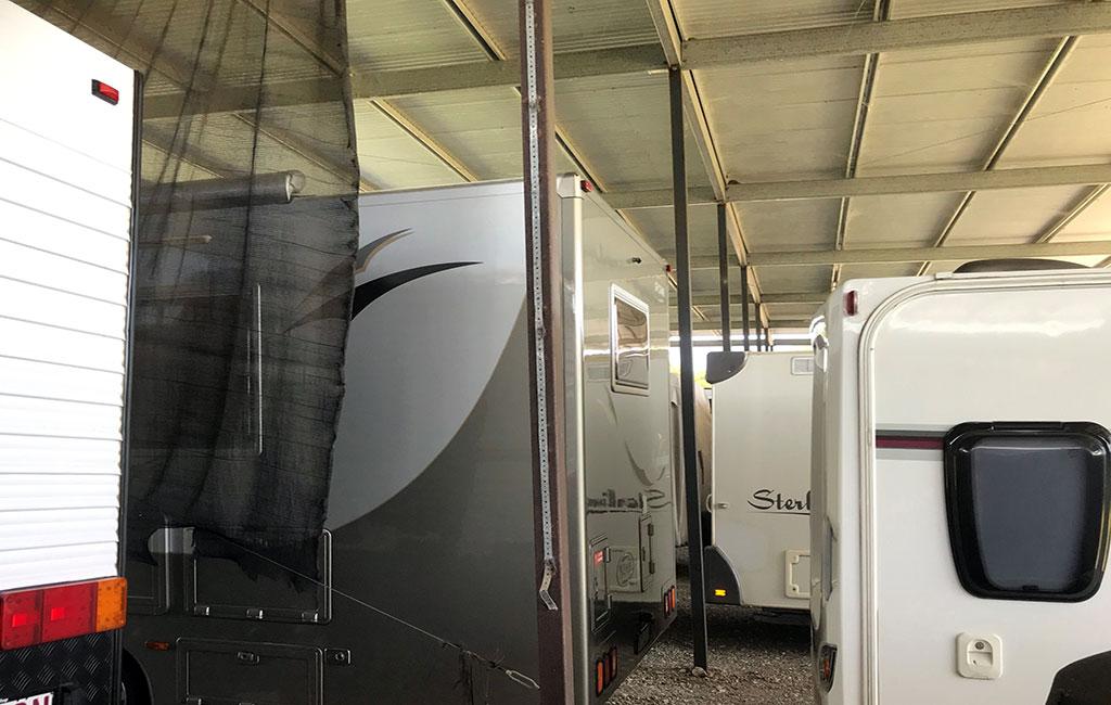 Undercover Caravan Storage Logan