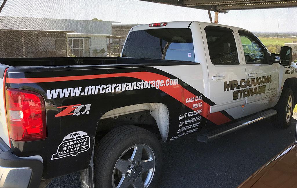 Mr Caravan Storage Gold Coast